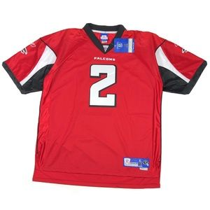Matt Ryan Atlanta Falcons NFL Reebok Sewn Jersey
